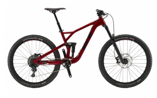 "Celoodpružené kolo GT FORCE ALLOY COMP ""27,5"" 2019 L"