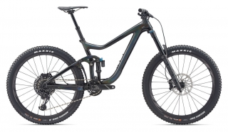 "Celoodpružené kolo GIANT REIGN ADVANCED ""27,5"" 2020 L"