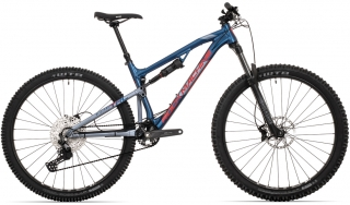 "Celoodpružené kolo ROCK MACHINE BLIZZARD TRL 30 ""29"" 2021 L"