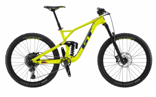 "Celoodpružené kolo GT FORCE ALLOY ELITE ""27,5"" 2019 S"