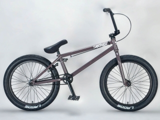 BMX kolo MAFIA BIKE SUPER KUSH GREY