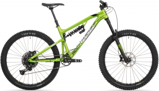 "Celoodpružené kolo ROCK MACHINE BLIZZARD 50 ""27,5"" 2020 M"