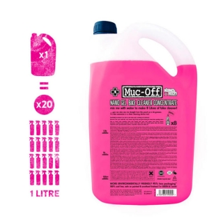 Bike CLEANER CONCENTRATE MUC-OFF 5L